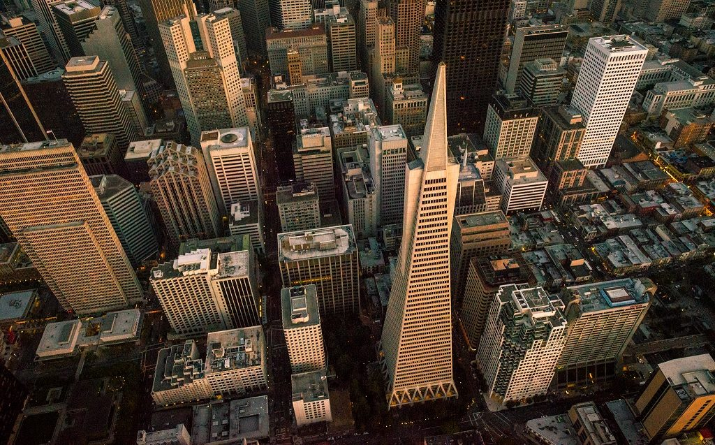 San Francisco tallest buildings 2