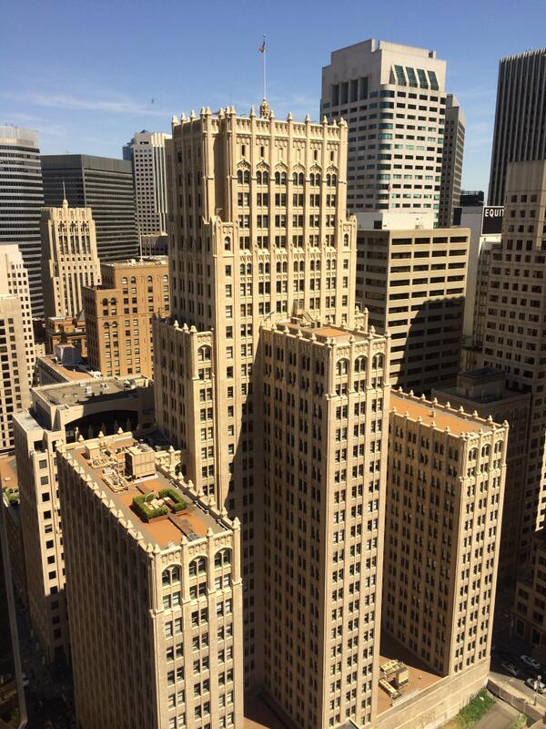San Francisco tallest buildings