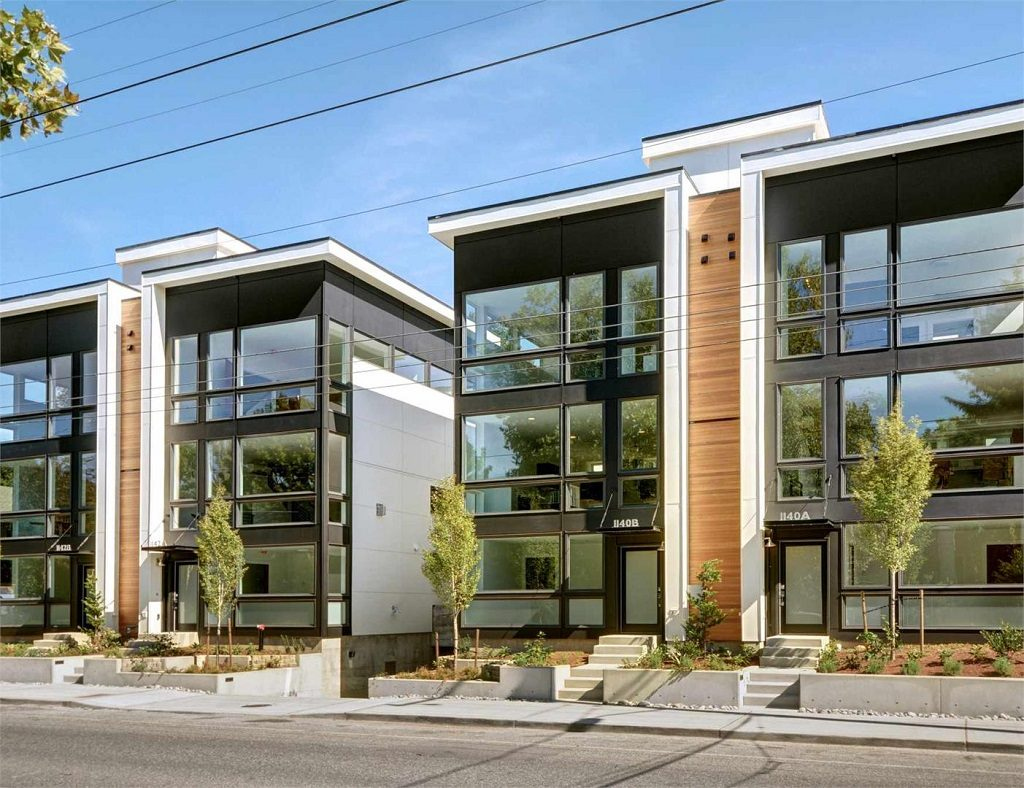 Seattle townhomes 1