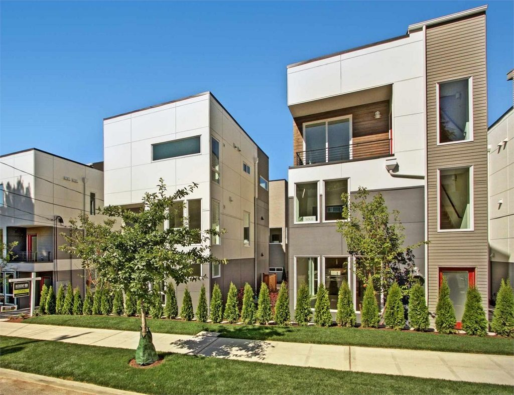 Seattle townhomes