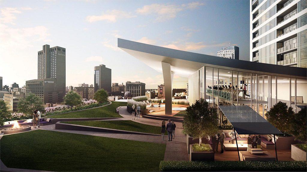 SkyCity Centre Winnipeg condos 1
