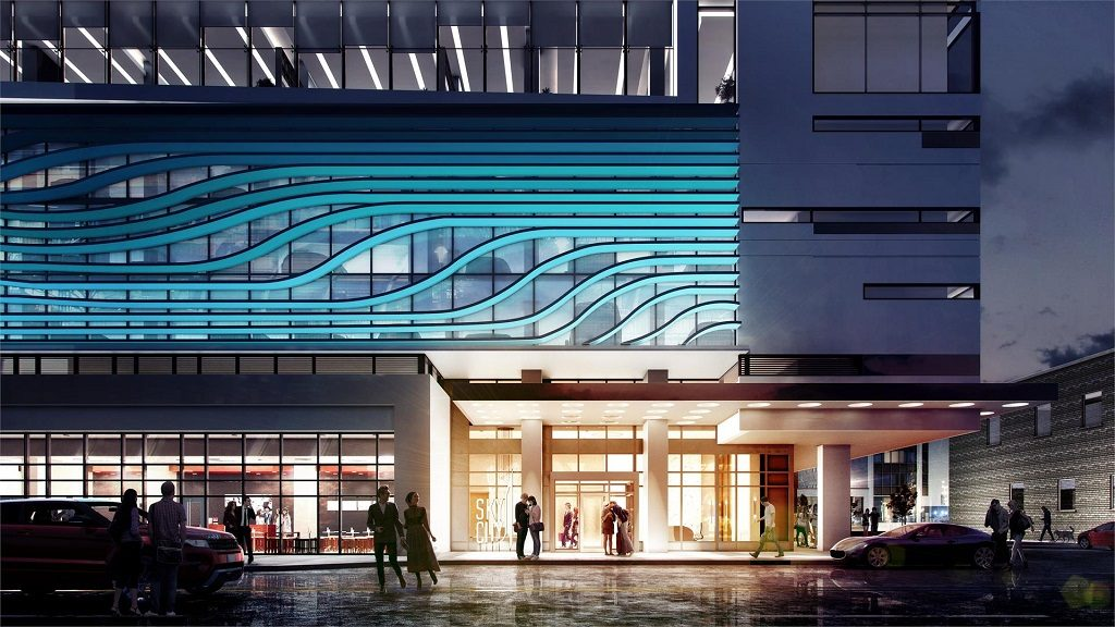 SkyCity Centre Winnipeg condos 2