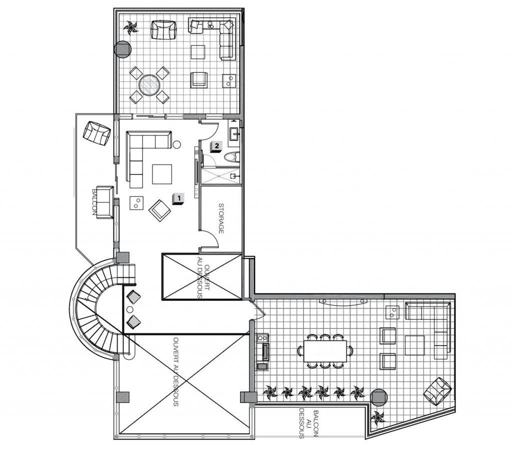 TOM second level