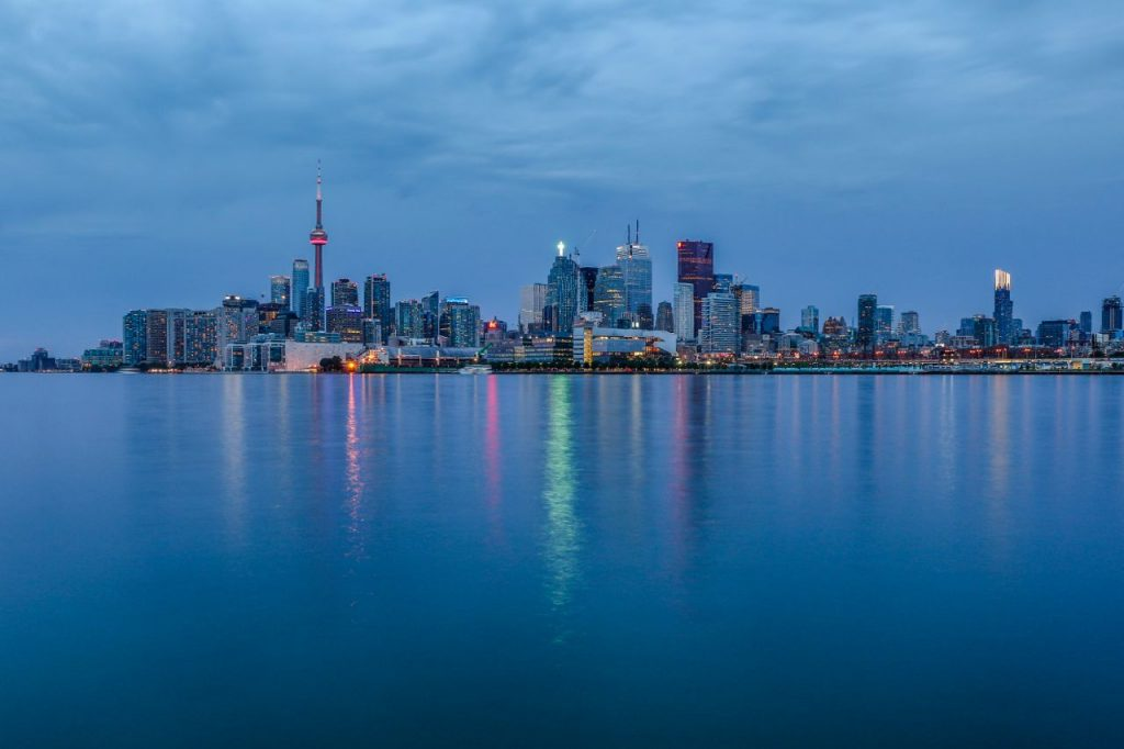 Toronto Skyline-compressed
