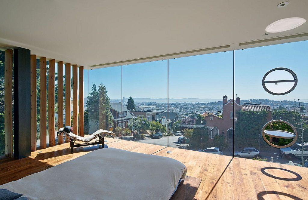 cool bedroom windows