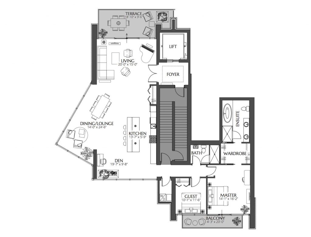 floorplan ottawa