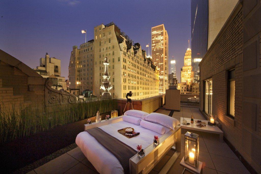 outdoor bedroom 2