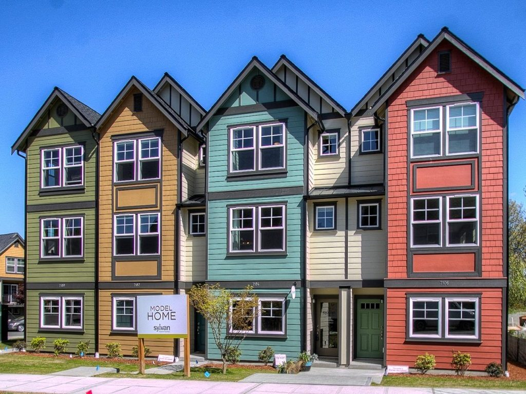 seattle townhouses