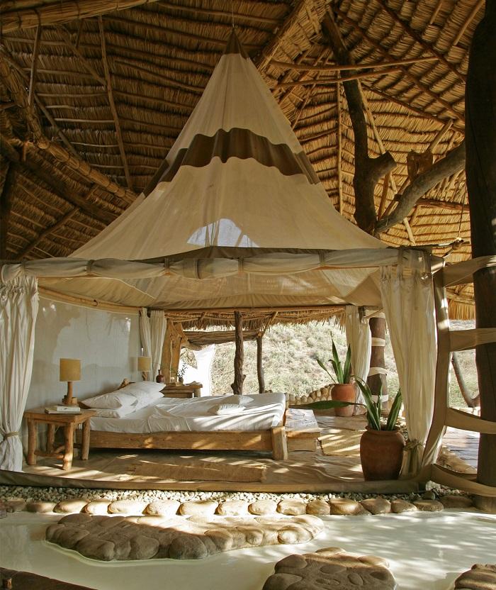 Delicieux Tent Bedroom
