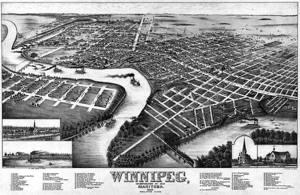 Winnipeg 1800s