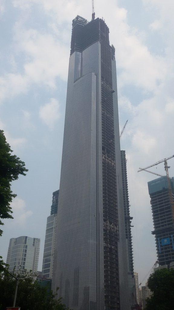 CTF Finance Centre