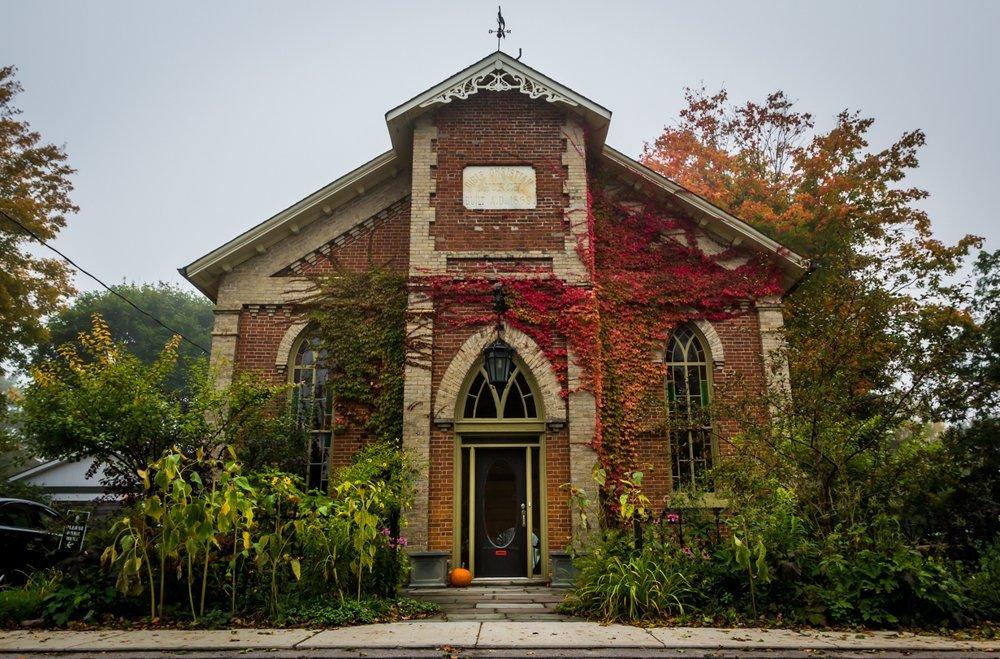 Convert church loft 2