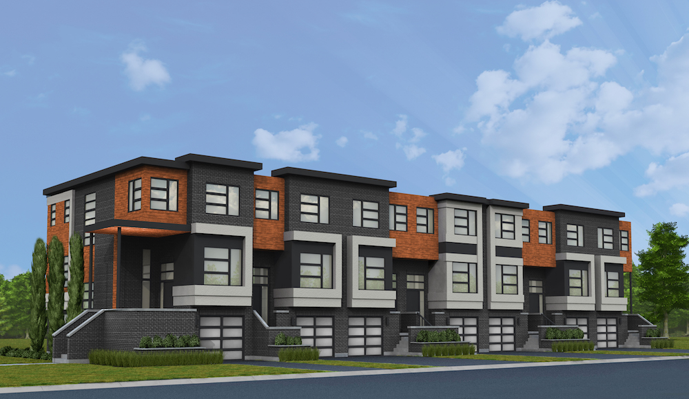 Gallery Towns - Elevation 1