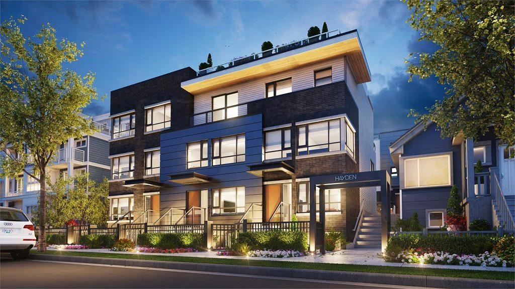 Hayden Townhomes Vancouver