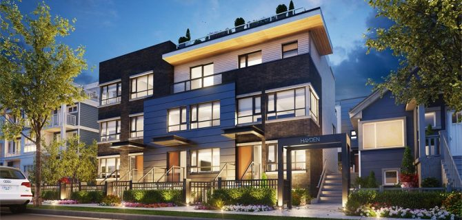 News Image for Hayden Townhomes hit the market this weekend in Mount Pleasant