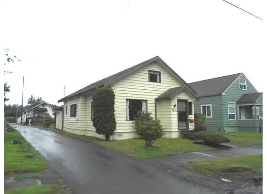 Kurt Cobain home