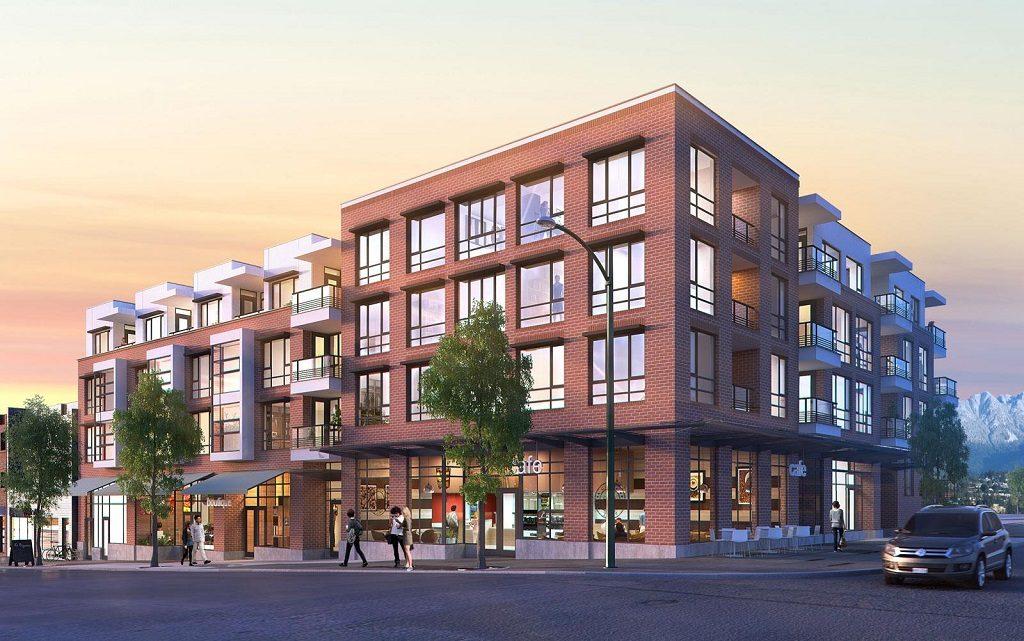 Midtown Vancouver condos