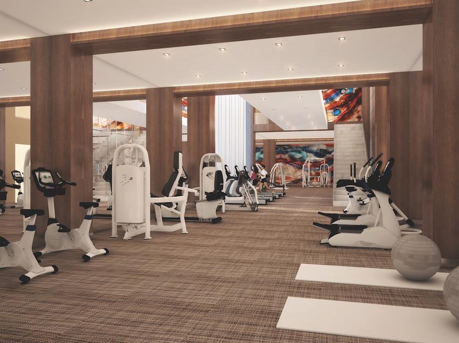 Pier27_Gym
