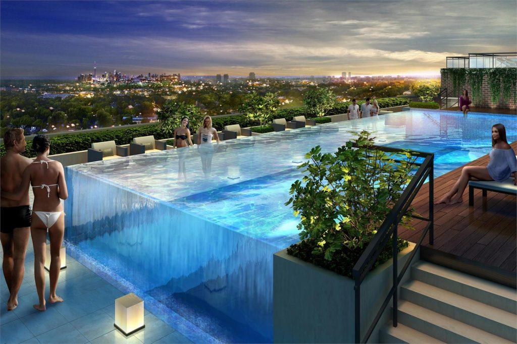 RiversideUptownMarkham_Pool