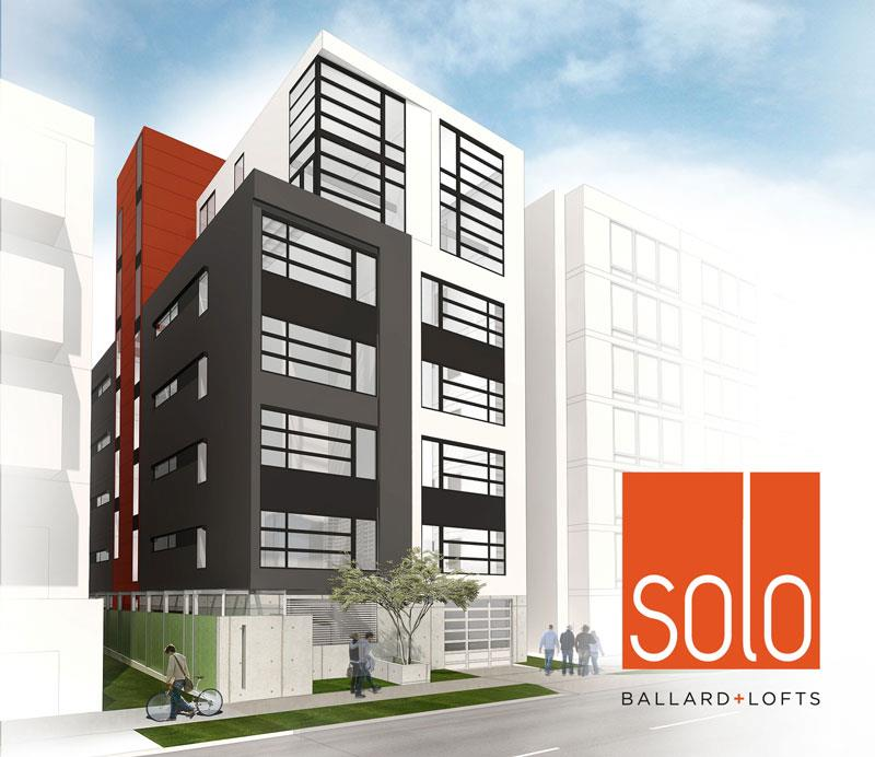 SOLO Lofts Ballard