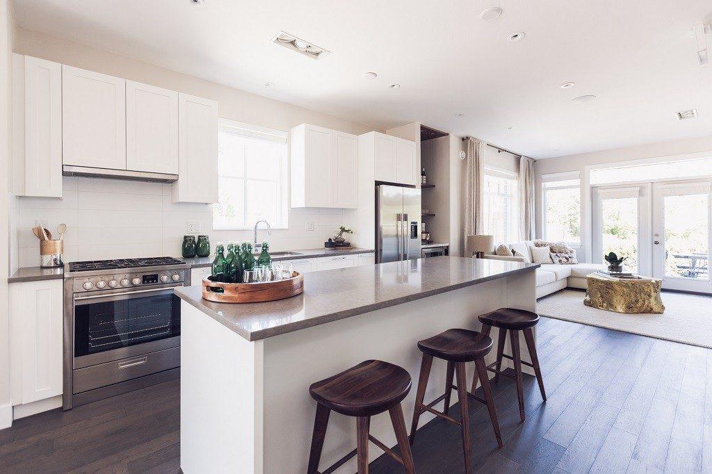 Savile Row kitchens Burnaby homes