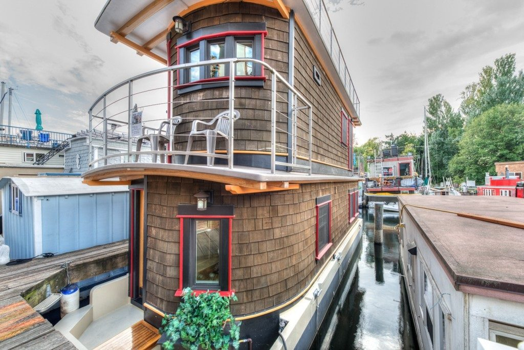 Seattle houseboat 3