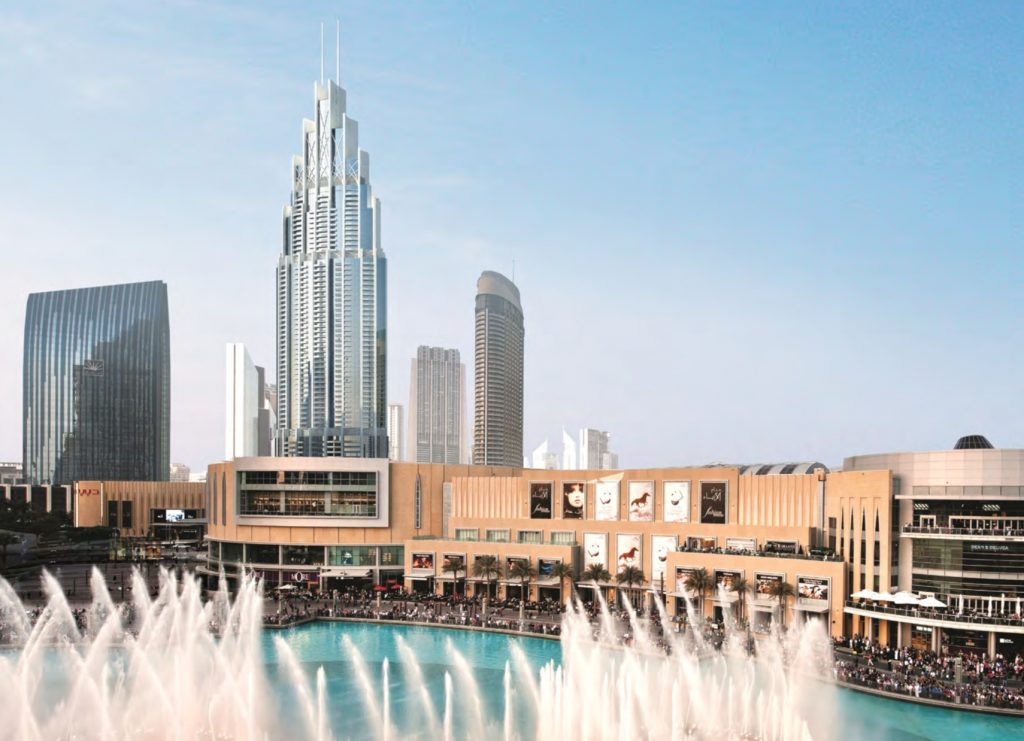 The BLVD Dubai rendering 2