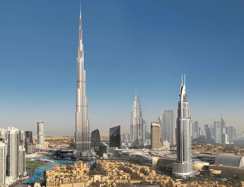 The BLVD Dubai rendering