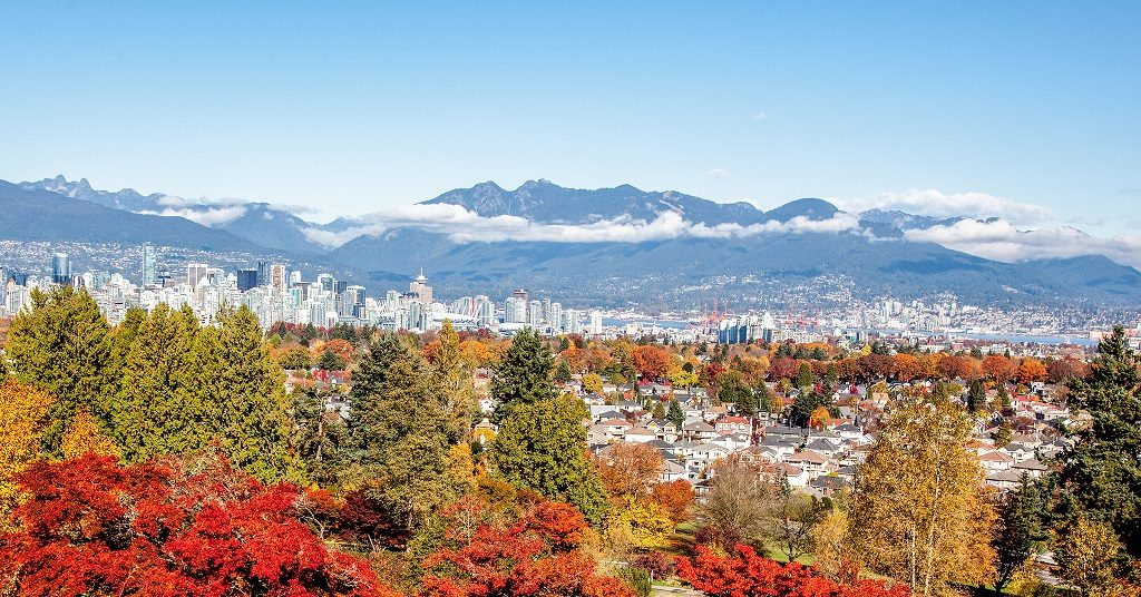 Vancouver October housing market