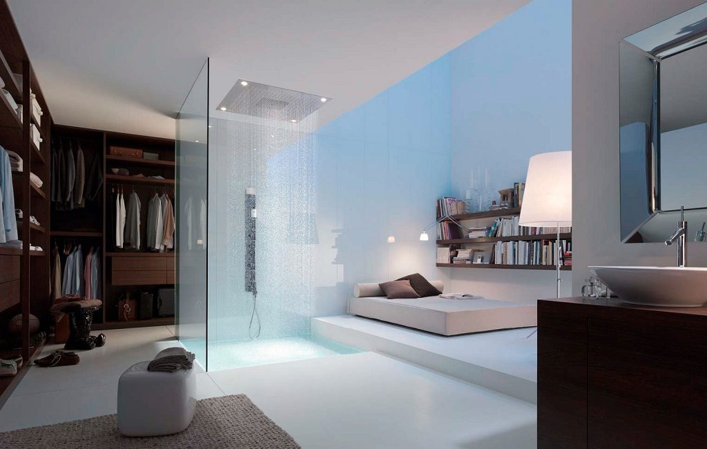 bedroom bathroom