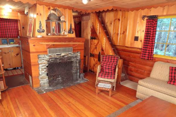 cabin seattle