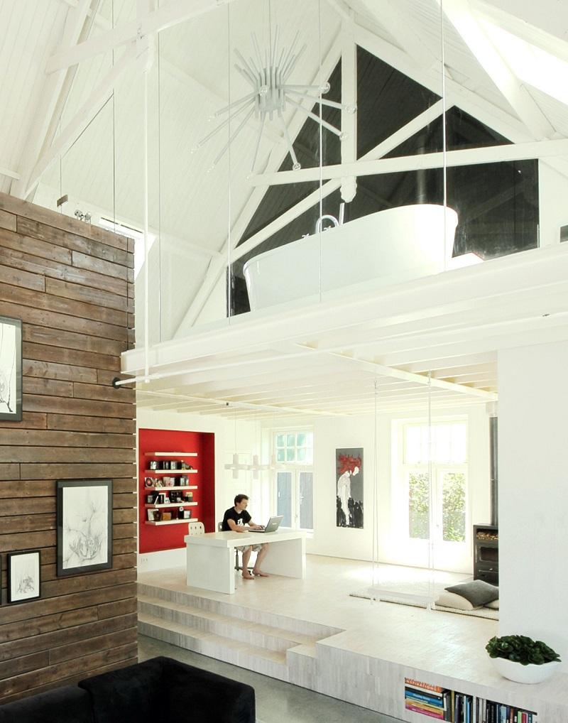 church loft conversion 2