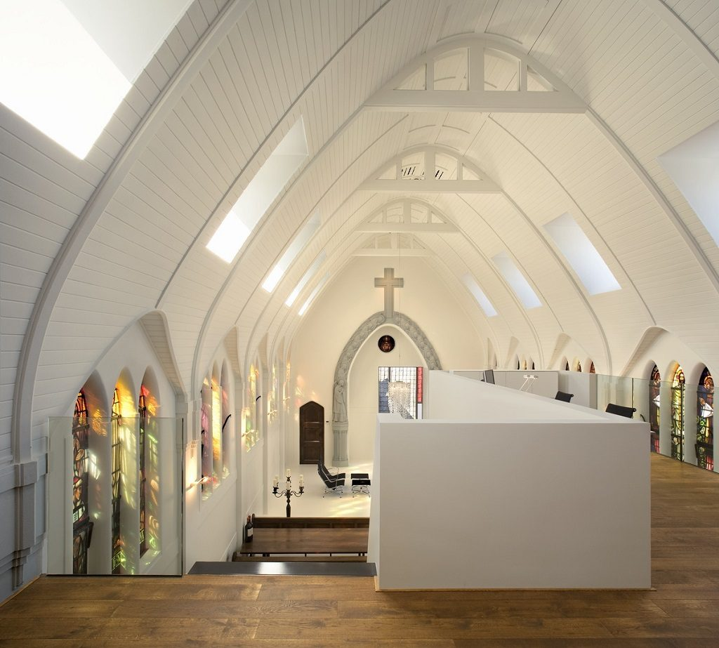church-to-residential conversion