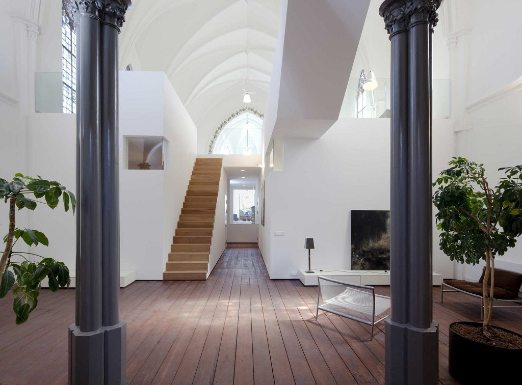 converted church home