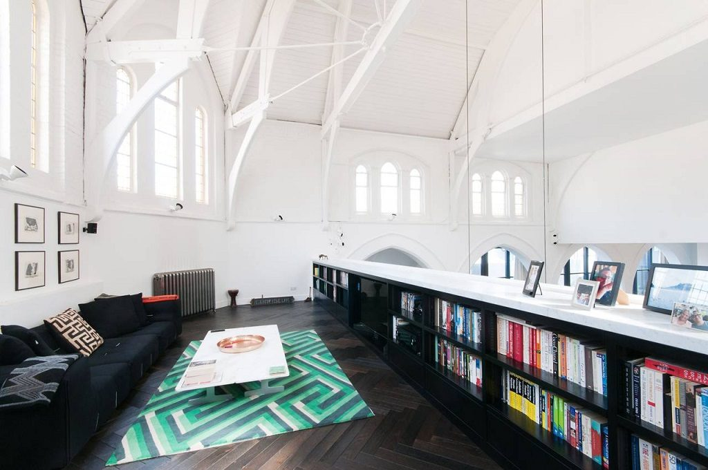 converted church house 3