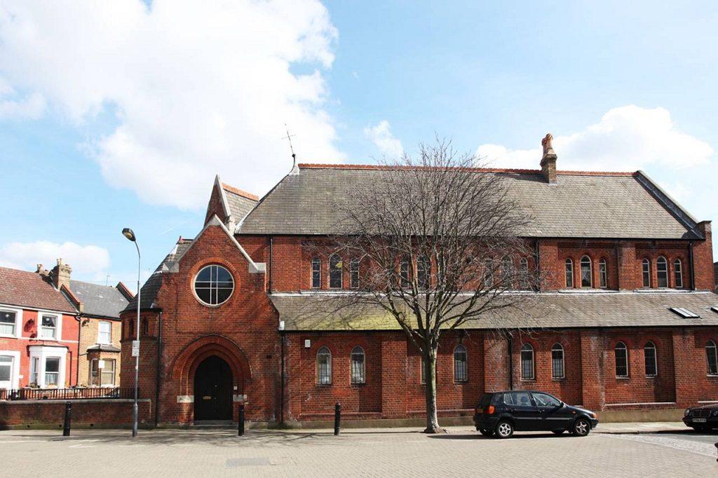 converted church house 4