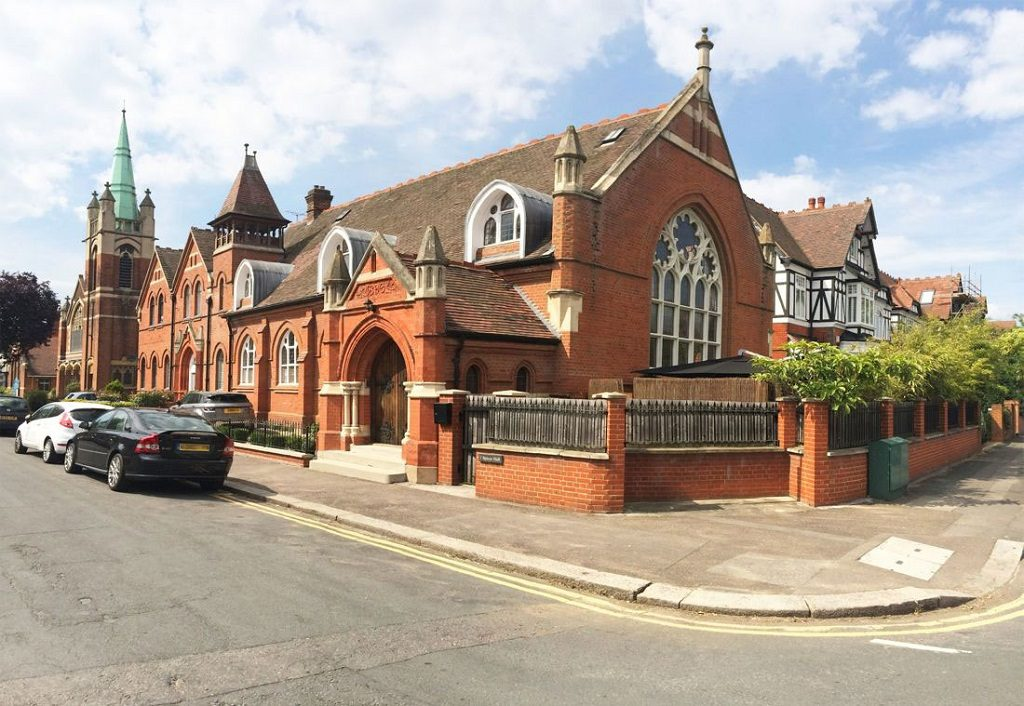 converted church london 4