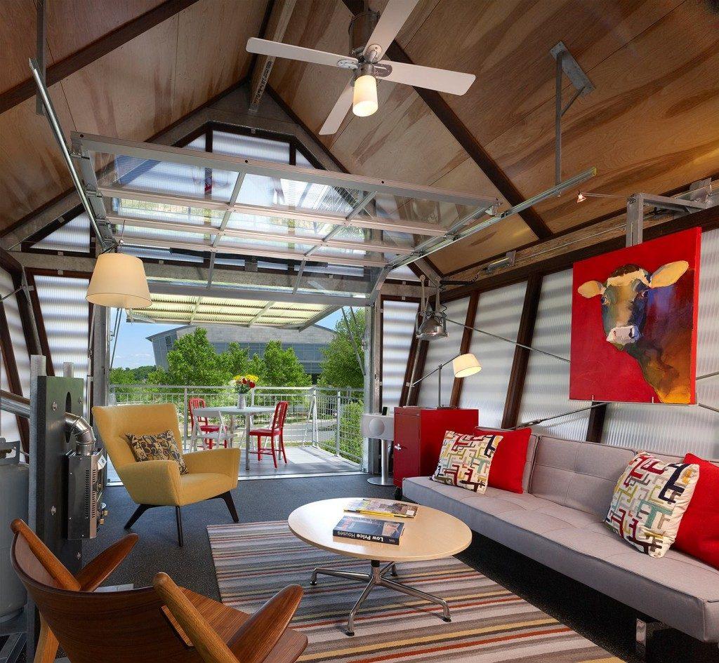 micro loft cottage 2