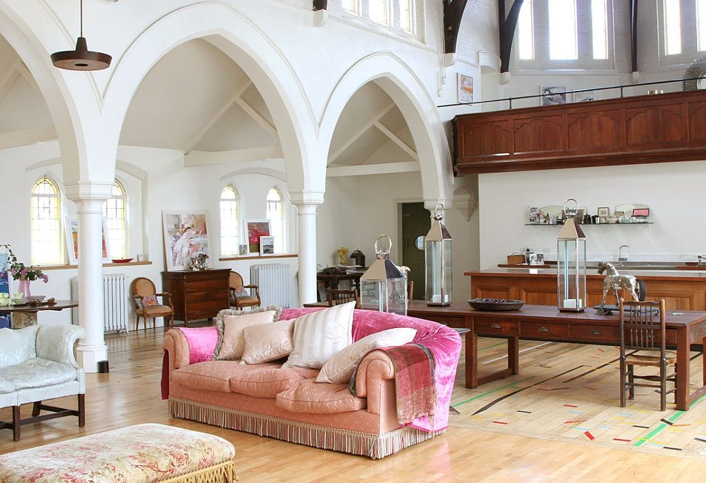 open church conversion