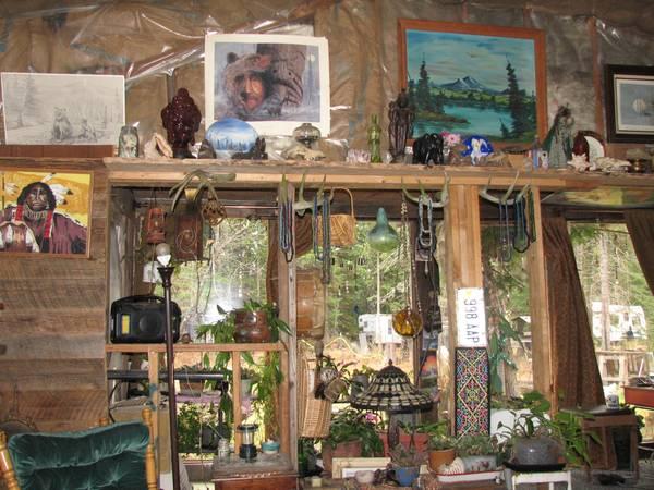 priest river cabin