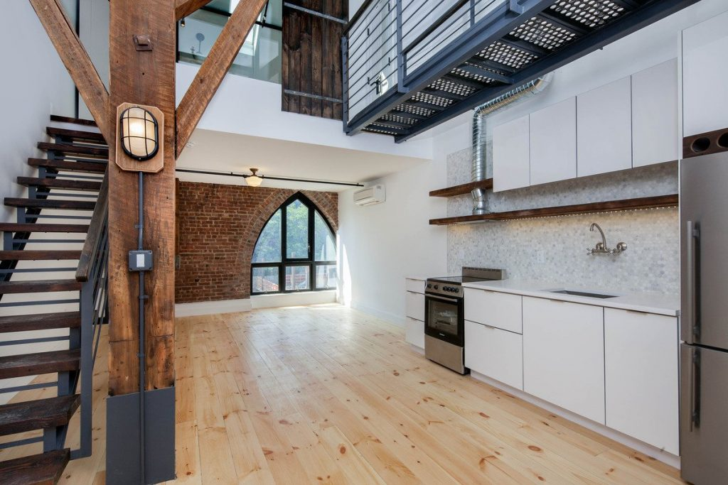 spire lofts church conversion