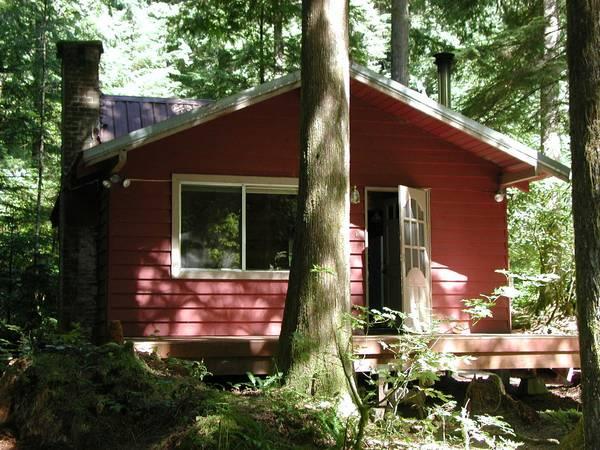 wilderness cabin seattle