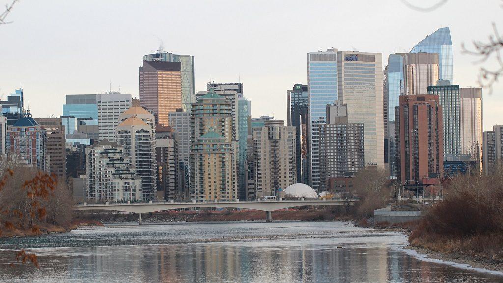Calgary housing market november