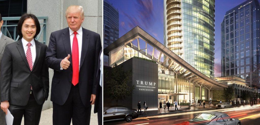 Donald Trump Vancouver