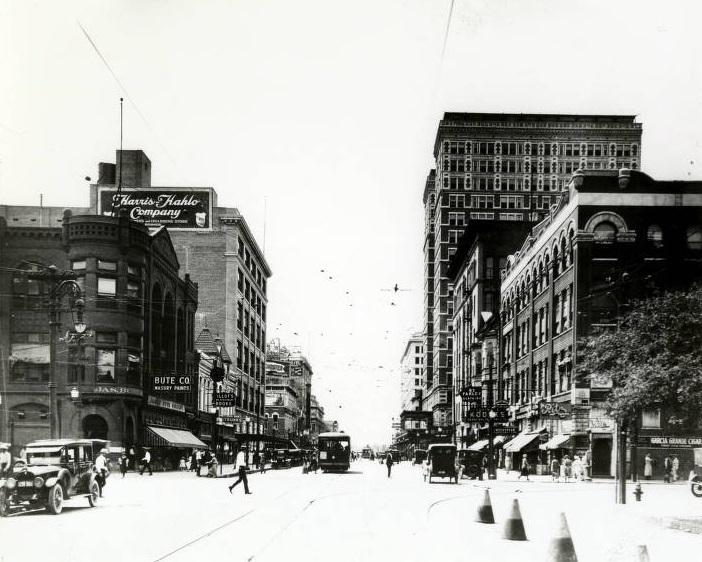 Texas Avenue