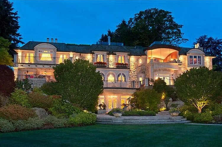 Vancouver mansion 4