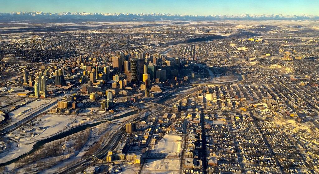 Calgary home price