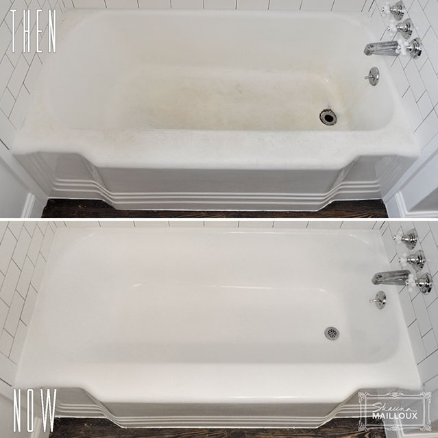 bathtub painting upgrade hack