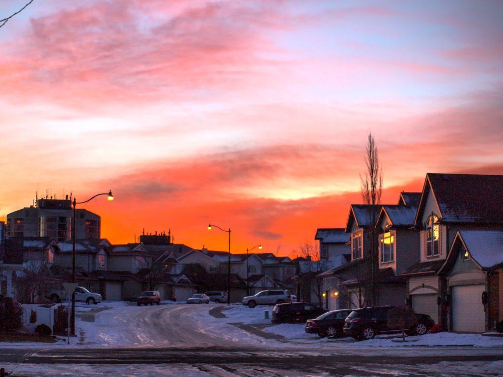 calgary-sunrise