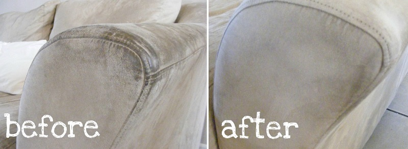 how to remove couch stains